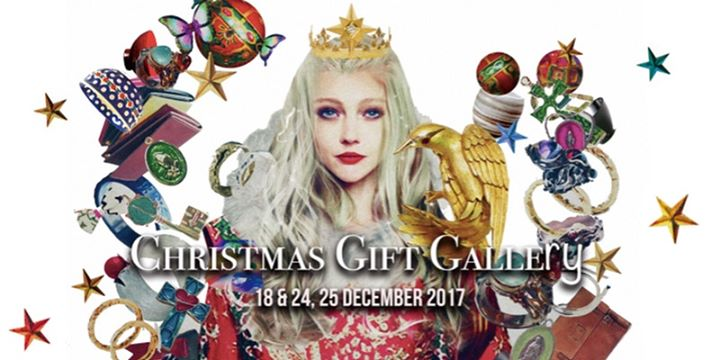Majide Xmas Gift Gallery 12 to 25 December
