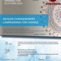 Leadership Development Muslim ChangeMakers