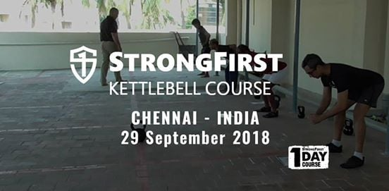 Strongfirst Kettlebell Workshop