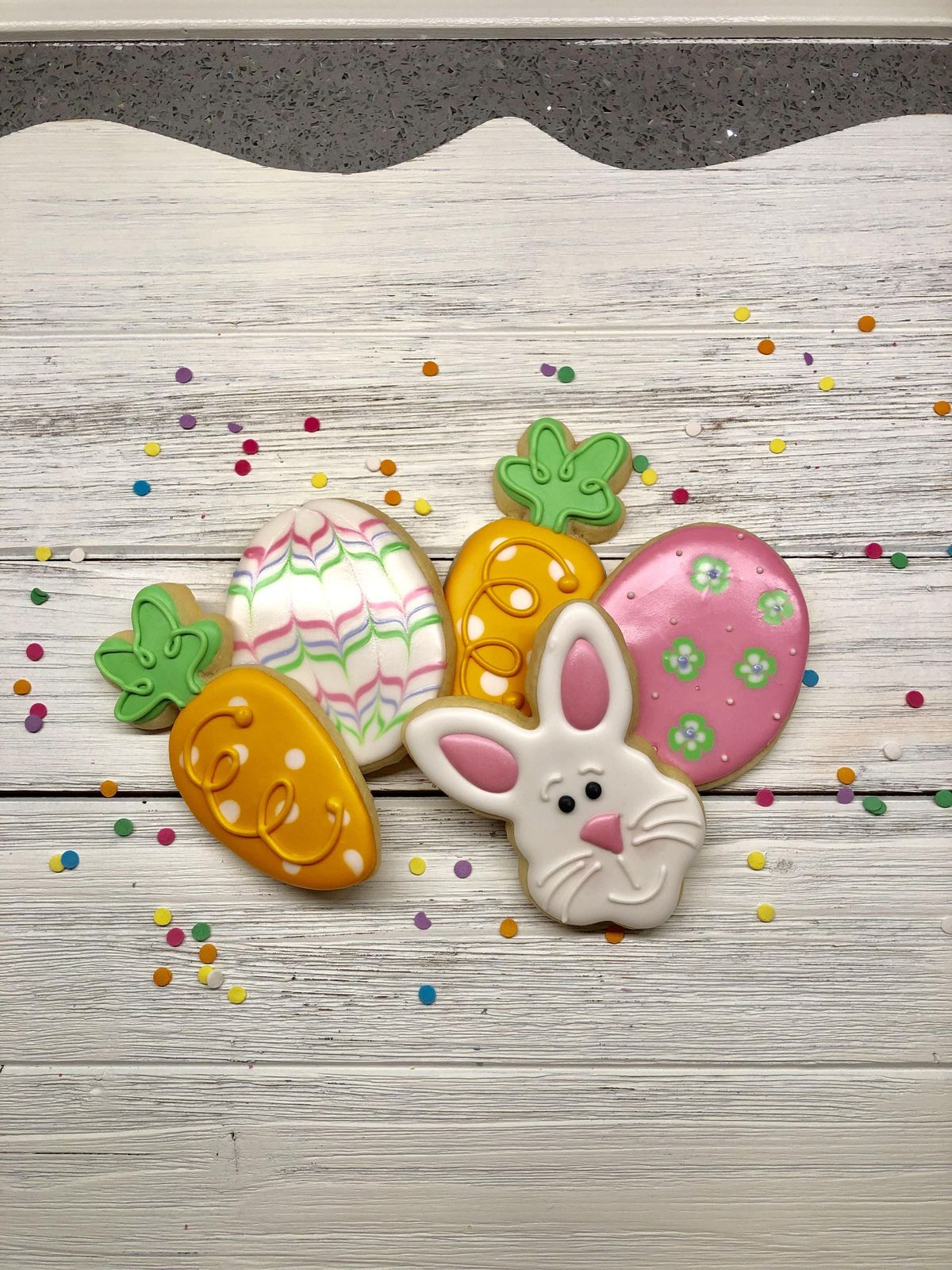 Easter Cookie Decorating Class - 10AM