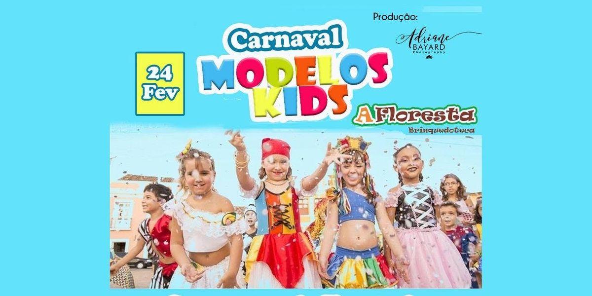Carnaval Modelos Kids