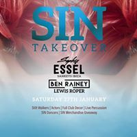 SIN at ATIK Special Guest Sophia Essel