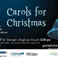 Carols For Christmas &amp CD Release Concert