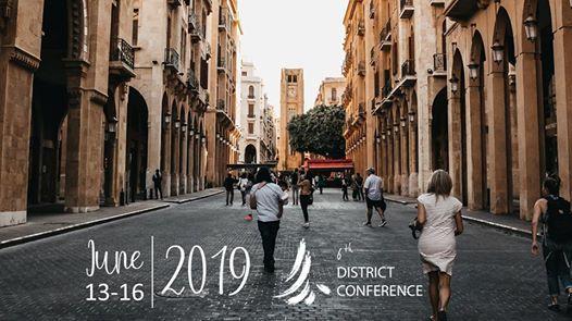 Rotaract District 2452 Conference - Lebanon