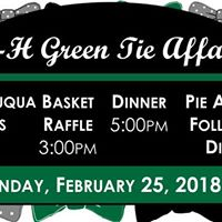 2018 4-H Green Tie Affair