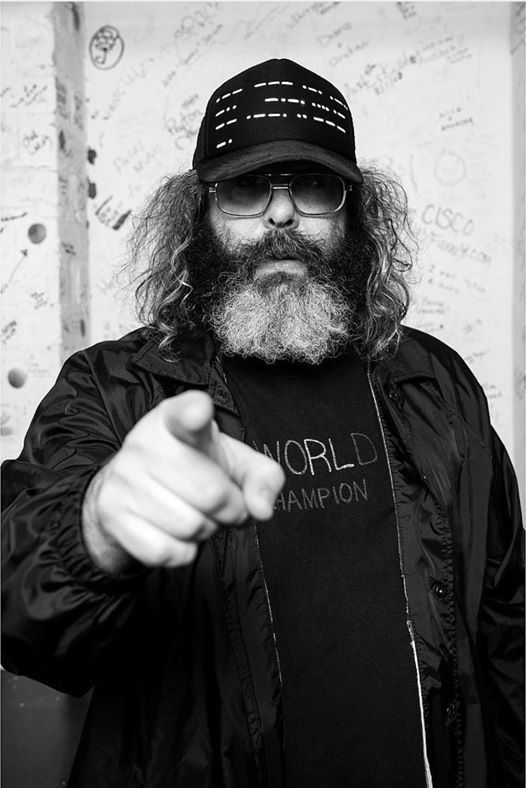 Judah Friedlander Future President - 2019 Tour at the Hideout