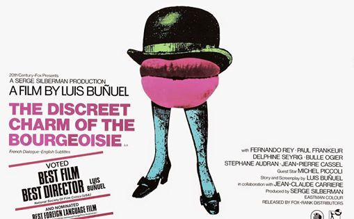 Seara de Film - Farmecul discret al Burgheziei (regia Buuel)