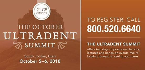 The October Ultradent Summit