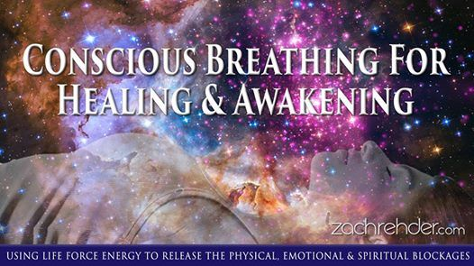 Sedona AZ- Conscious Breathing For Healing & Awakening