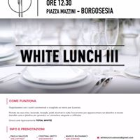 WHITE LUNCH III