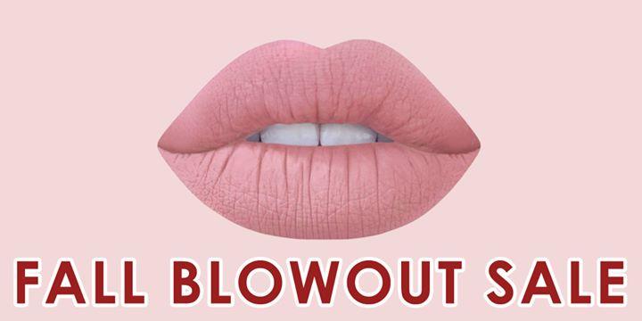 Fall Makeup Blowout Sale