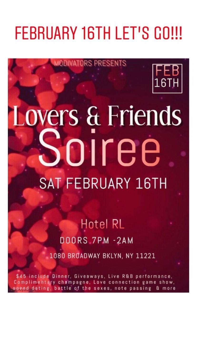 Lovers & Friends Soire