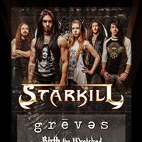 Starkill Greves and Birth the Wretched