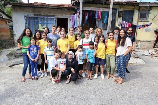 2019 Istanbul Summer Program www.giveahand.help