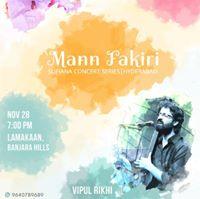 Mann Fakiri Sufiana Concert Series