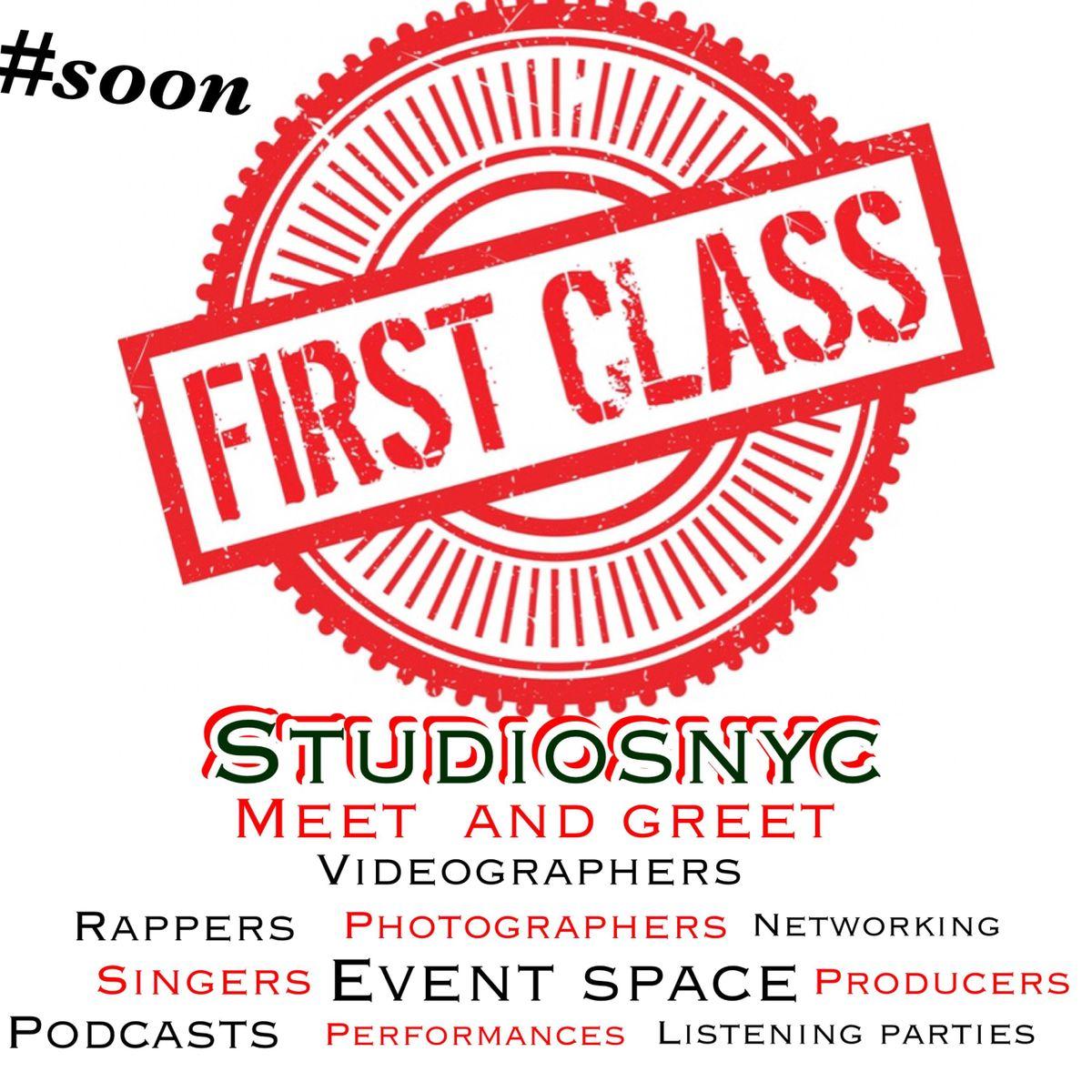 First Class Meet and Greet