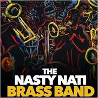Mike Wade &amp the Nasty Nati Brass Band