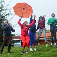 Team Hiking KENYA