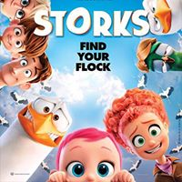 Movie &amp More Series Storks