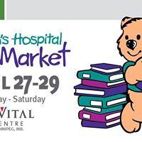 Dufresne Childrens Hospital Book Market