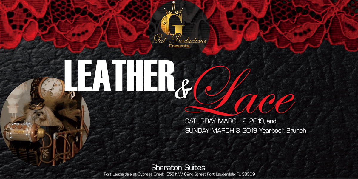 G Girl Productions Leather & Lace Homecoming Dance