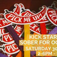 Kick Start Sober October