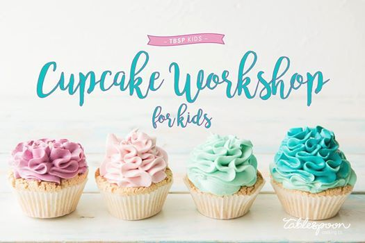 SOLD OUT Cupcake Workshop KIDS Class