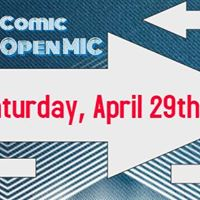 Utica Brews Comic Open Mic