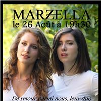 Marzella en concert