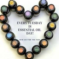 Tuesday Nights Essential Oil Learning Series
