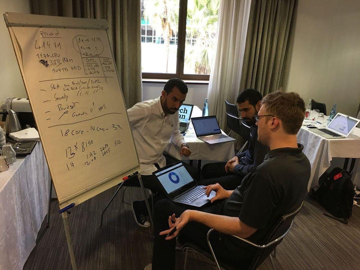 Nutanix Enterprise Cloud Solution Design Boot Camp 18-21 February 2019 Milan