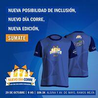 Nuevo Dia Corre Ramos Mejia - Buenos Aires (3 y 10 Km)