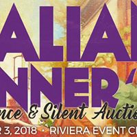 Italian Dinner Dance and Silent Auction