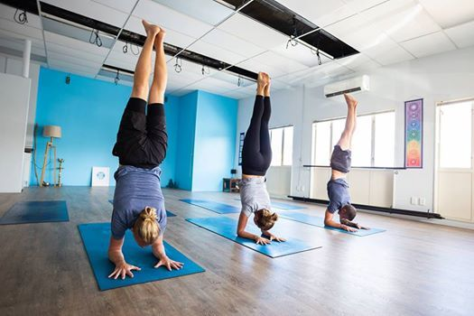 Intermediate Vinyasa Yoga  Workshop