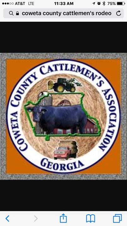 Coweta County Cattlemens Rodeo