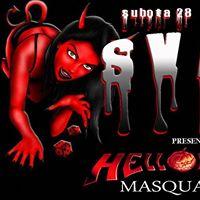 SVAR- Halloween masqurade at Club Mladost