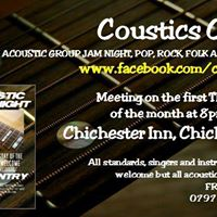 Coustics at The Chichester Inn Chichester