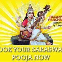 Saraswati POOJA &amp Bhajans