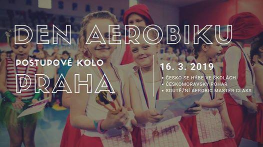 Den Aerobiku - SH SAMC MP - Praha