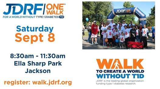 JDRF One Walk Jackson