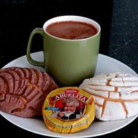 HaU Hot Chocolate and Concha Sale