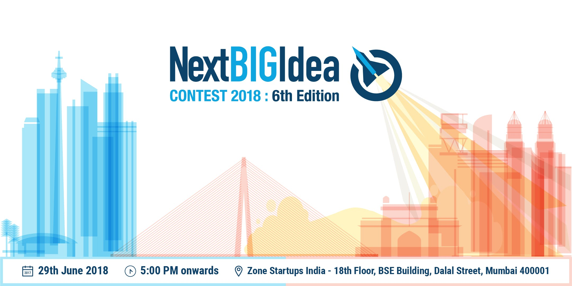 THINK  Beyond Silicon Valley at Zone Startups India, Mumbai