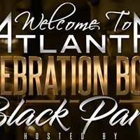 Welcome to Atlanta &quotMeet &amp Greet&quot Black Party