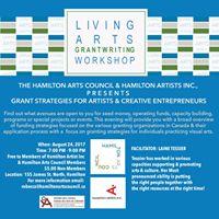 Grant Strategies for Artists &amp Creative Entrepreneurs