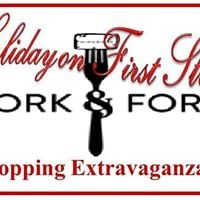 13th Annual Holiday on First Cork &amp Fork