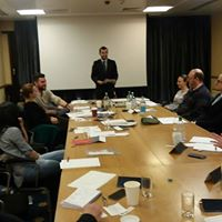 Gatwick Communicators Meeting