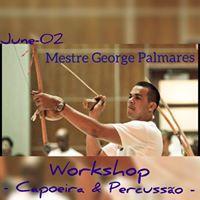 Workshop - Mestre George Palmares