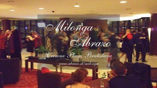 Milonga Abrazo v Crowne Plaza Bratislava (16.03.2019)  04176e656b1