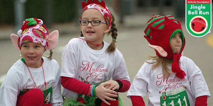 Jingle Bell Run San Antonio At Valero Energy Headquarters