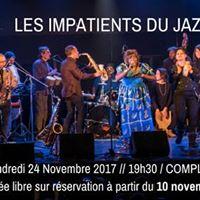 Les Impatients du Jazz III &amp Silkencats_COMPLET